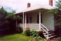 Photograph of Cottage On South Sixth, Laramie